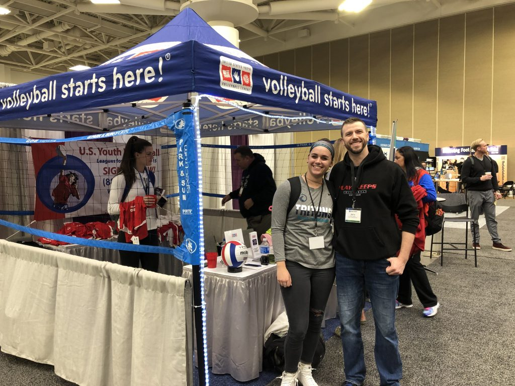 USYVL at the AVCA Convention